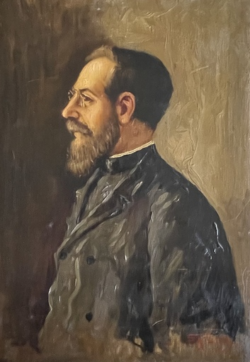 Salvator PALUMBO - 绘画 - Portrait