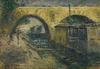 Gustave LOISEAU - Peinture - Pont Marie, Paris
