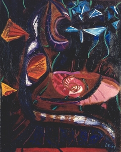 Olivier DEBRÉ, Composition 1947