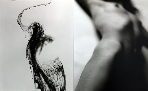 Edouard DE PAZZI - 照片 - Eros and Thantos - Diptych 01