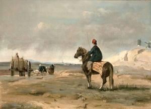 Camille Jean-Baptiste COROT, le fermier de Pithiviers