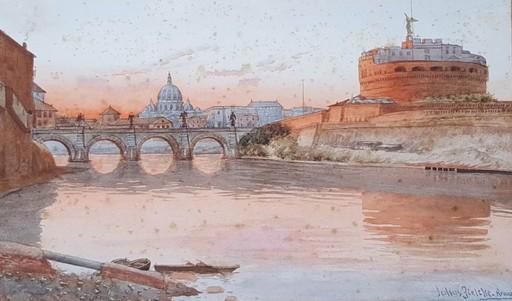 Julius ZIELKE - Pintura