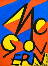 Alexander CALDER - Dessin-Aquarelle - McGovern