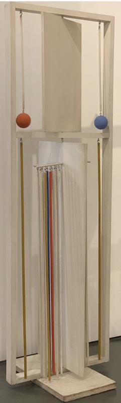 Albert CHUBAC - Skulptur Volumen - 300 Z50