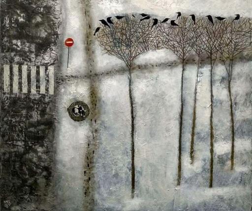 Bobur ISMOILOV - Peinture - January