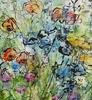 Nathalie GRANGE - Pintura - MYSTERIEUSE II