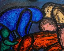 Francesco RUSPOLI - Pintura - Love Shrine    (Cat N° 4859)