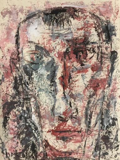 Gio COLUCCI - Painting - visage