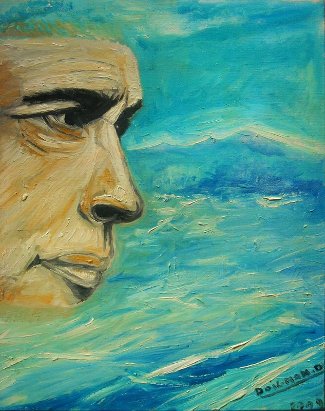 Didier DOIGNON - Pintura - Jacques