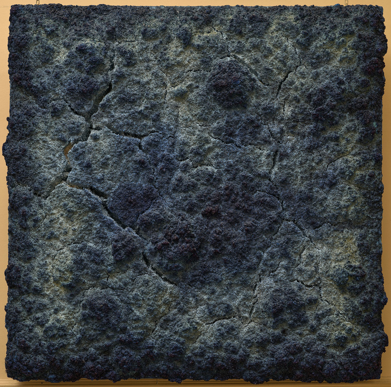 Bosco SODI - Pintura - Organic blue