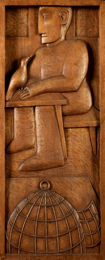 Karol TCHOREK - Skulptur Volumen - Canary
