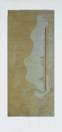 José María SICILIA - Print-Multiple - Fleur Rouge VI