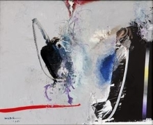 Manabu MABE - Painting - Work