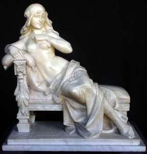 Adolfo CIPRIANI - Skulptur Volumen - Harem Beauty
