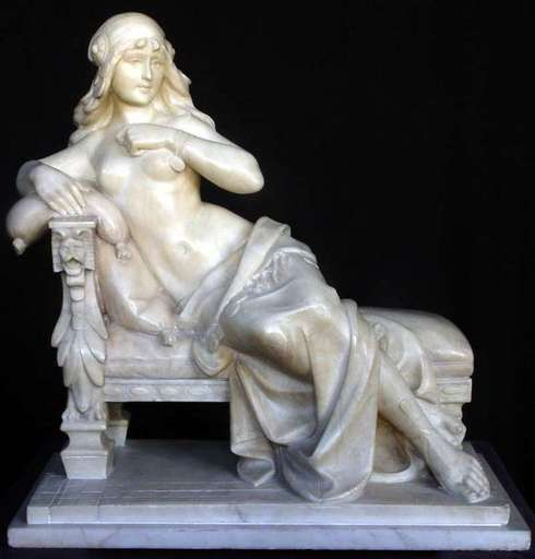Adolfo CIPRIANI - Escultura - Harem Beauty