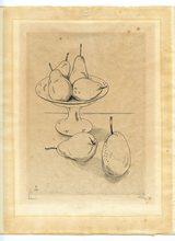 Jean Émile LABOUREUR - Print-Multiple - GRAVURE SIGNÉE AU CRAYON NUM/50 HANDSIGNED NUMB/50 ETCHING