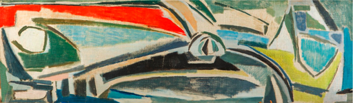 Reynold ARNOULD - Gemälde - Calandre