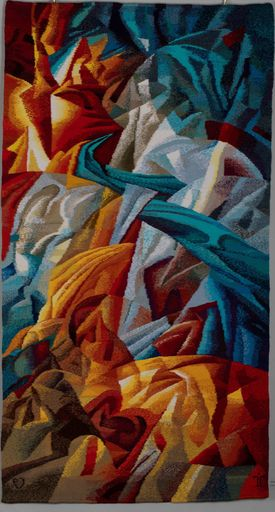Ivan TURETSKYY - Tapestry - Peradventure calling
