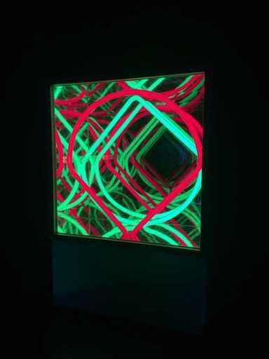 Paolo SCIRPA - Sculpture-Volume - Ludoscopio a espansione e traslazione