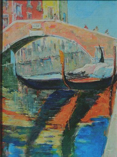 Andre RIGO - Pintura - VENISE - VENEZIA