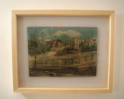 Lucien MÉTRAUX - Pintura