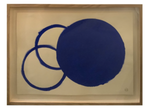 Albert CHUBAC - Zeichnung Aquarell - 221 Z