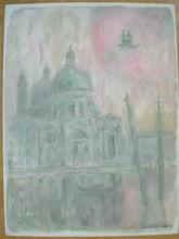 Edward TABACHNIK - Painting - Venice