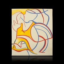Willem DE KOONING (1904-1997) - From four lithographs