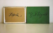 Rob SCHOLTE - Print-Multiple - Signatures, Fussli – Fitzgerald