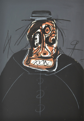 Antonio SAURA - Peinture
