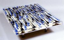 Fernandez ARMAN - Sculpture-Volume - Table basse Mali