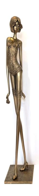 Chantal DE BLOCK - Sculpture-Volume - Gabrielle