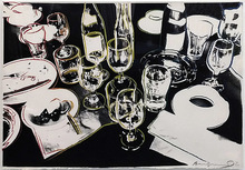 Andy WARHOL (1928-1987) - AFTER THE PARTY FS II.183