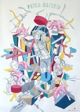 Iryna BEREZHKO & BONDERO - Pintura - Prima Materia    (Cat N° 3561)