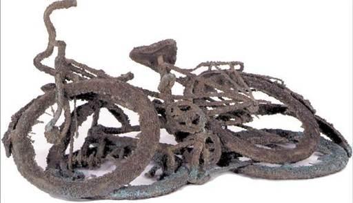 Fernandez ARMAN - Sculpture-Volume - Philémon et Baucis