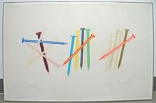 James ROSENQUIST (1933) - Spikes