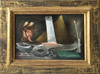 Henri GOETZ - Painting - Composition