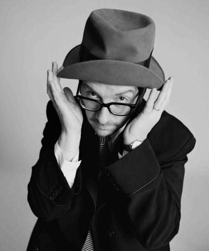 Lorenzo AGIUS - Photography - Elvis Costello