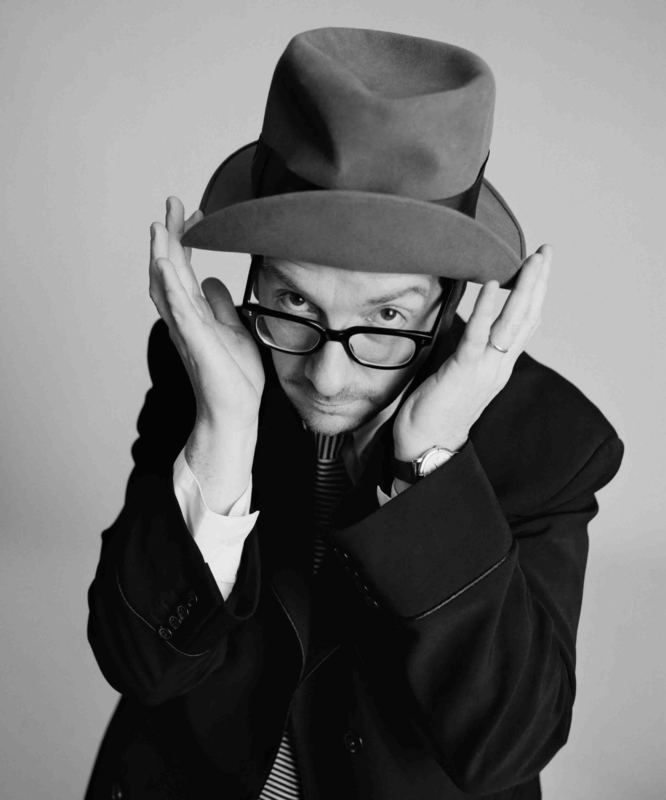 Lorenzo AGIUS - Photography - Elvis Costello
