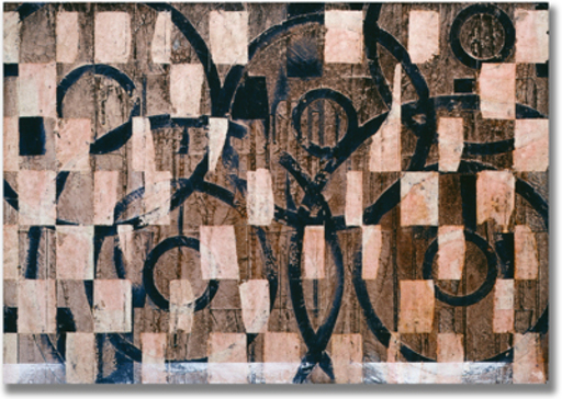 Roberto FLOREANI - Gemälde - Piccolo Finale di Partita