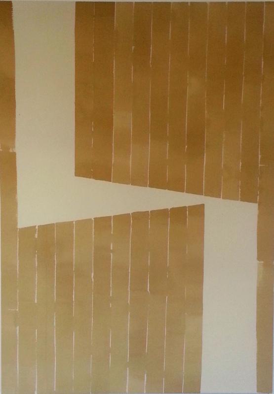 Guillaume MOSCHINI - Pintura - Sans titre (Réf 100P 002 - Grand SL)