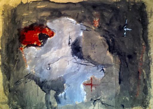 Guglielmo DARBO - Pittura - Senza titolo