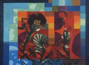 Eileen AGAR - Painting - Untitled (Still Life)