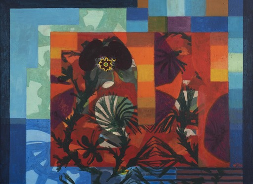 Eileen AGAR - Painting - Untitled (Still Life)