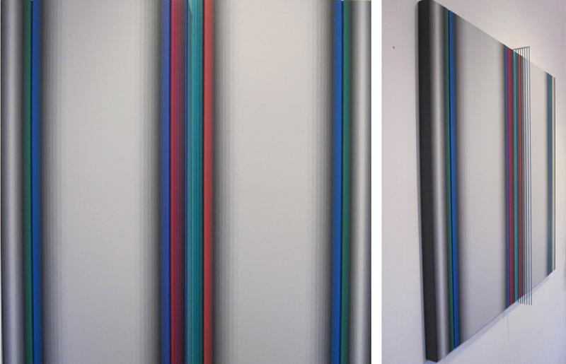 Dario PEREZ FLORES - Pintura - PROCHROMATIQUE 208