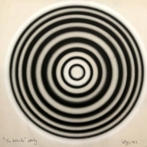 Peter SEDGLEY - Dibujo Acuarela - To withe