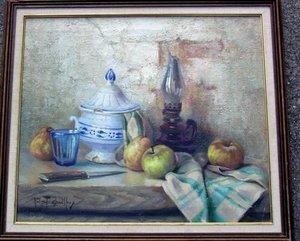 Robert CHAILLOUX, Still Life