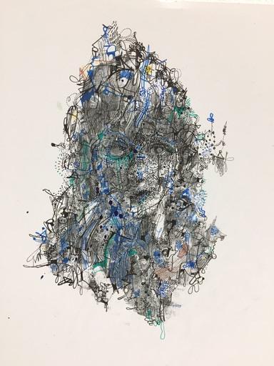 Michael ALAN - Drawing-Watercolor - Lost Love