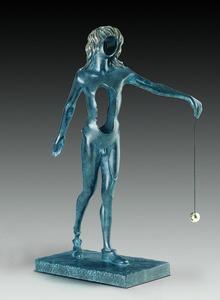 萨尔瓦多·达利 - 雕塑 - Surrealist Newton, Newton surréaliste