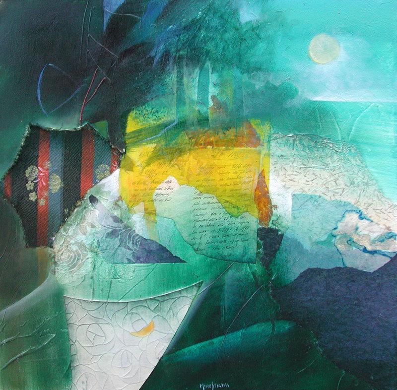 Fausto MINESTRINI - Pintura - Complice la luxia